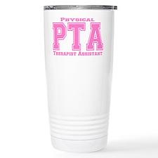 PTA Pink Travel Mug