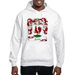 Lecoq Family Crest Hooded Sweatshirt