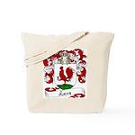 Lecoq Family Crest Tote Bag