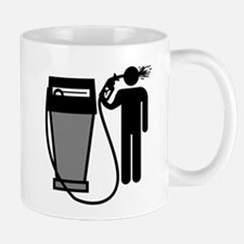 Gas Pump Suicide Mug