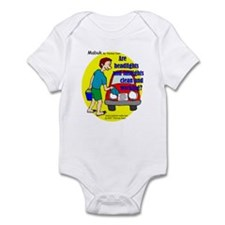 Driving Safety Infant Bodysuit