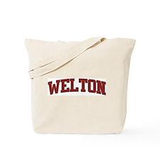 WELTON Design Tote Bag