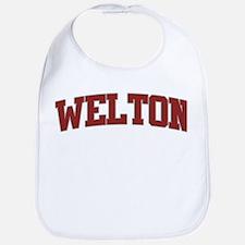 WELTON Design Bib
