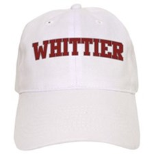 WHITTIER Design Baseball Cap