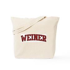 WEINER Design Tote Bag