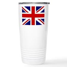 Union Jack Travel Coffee Mug