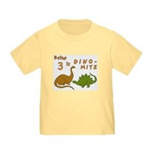 Dinosaurs for 3 Year Olds T