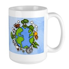 Animal World Mug