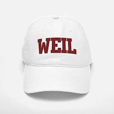 WEIL Design Baseball Baseball Cap