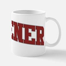 WIDENER Design Mug