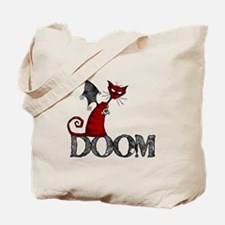 Doom Kitty Tote Bag