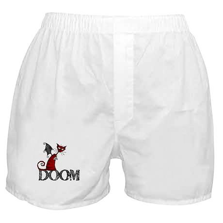 Doom Kitty Boxer Shorts