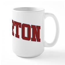 WHARTON Design Mug