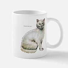 Turkish Angora Cat Mug