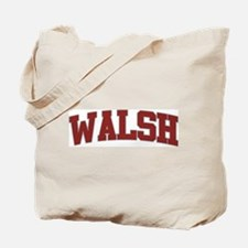 WALSH Design Tote Bag