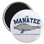 "Manatee 2.25"" Magnet (100 pack)"