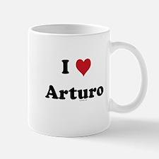 I love Arturo Mug