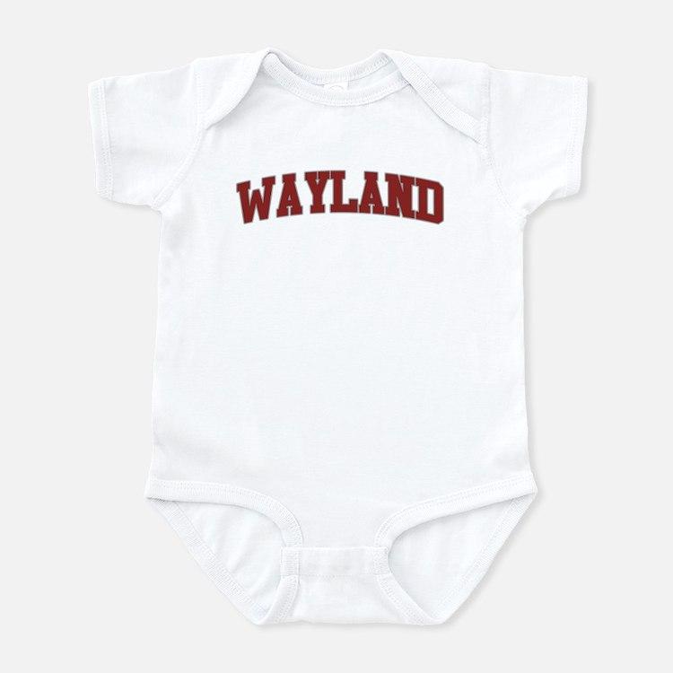 WAYLAND Design Infant Bodysuit