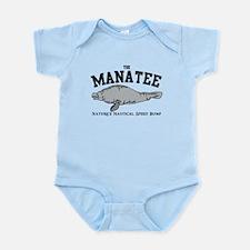 Manatee BW Infant Bodysuit