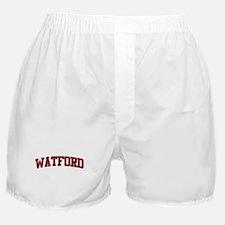 WATFORD Design Boxer Shorts