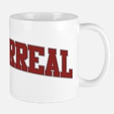 VILLARREAL Design Small Mugs