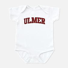 ULMER Design Infant Bodysuit