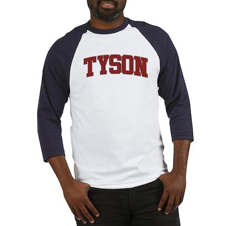 TYSON Design Baseball Jersey