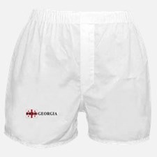 Free Georgia Boxer Shorts