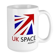 United Kingdom Space Agency Mug