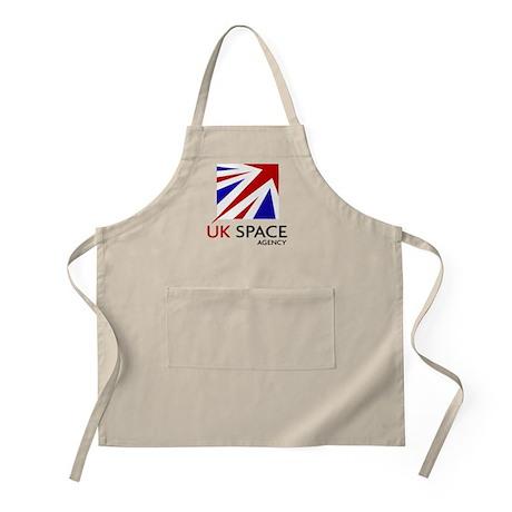 United Kingdom Space Agency Apron