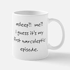 Funny Narcolepsy Mug