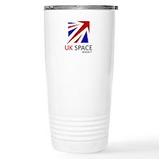 United Kingdom Space Agency Travel Mug