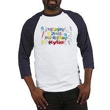 Kylie's 2nd Birthday Baseball Jersey