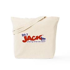 Jack FM Tote Bag