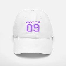 Mommy To Be 09 (Purple) Baseball Baseball Cap