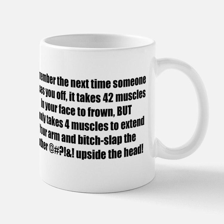 Bitch Slap Mug