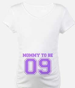 Mommy To Be 09 (Purple) Shirt