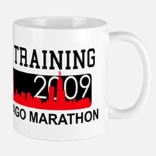 Chicago Marathon - In Training Mug