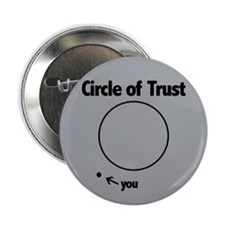 "Circle of Trust 2.25"" Button"