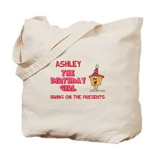 Ashley - The Birthday Girl Tote Bag