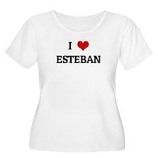I Love ESTEBAN T-Shirt