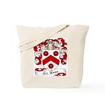 Le Guan Family Crest Tote Bag