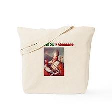 Feast of San Gennaro Tote Bag