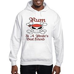 Rum Pirate Hoodie