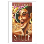 The Lost Sheep Large Poster