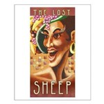 The Lost Sheep Small Poster