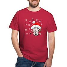"""""""Snowman"""" T-Shirt"""