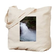 Thundering Old Sauk Falls Tote Bag