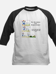 Struwwelpeter - Suppenkaspar Kids Baseball Jersey