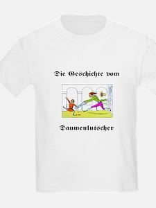Struwwelpeter - Daumenlutsche T-Shirt